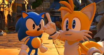 Sonic Forces in un video inedito
