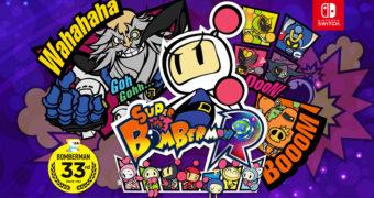 Super Bomberman R è in arrivo a giugno per PlayStation 4, Xbox One e PC
