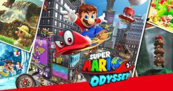 Ancora nuovi costumi in arrivo per Super Mario Odyssey
