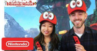Super Mario Odyssey: Nuovo video per la coop