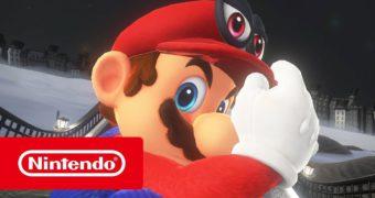 Super Mario Odyssey si aggiorna oggi