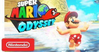 Super Mario Odyssey in nuovi video