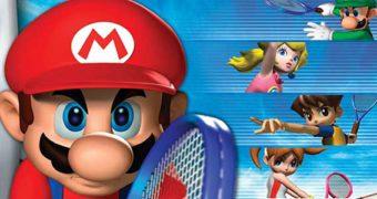 Tennis classico in video per Mario Tennis: Ultra Smash