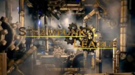 The Steampunk League – Provato