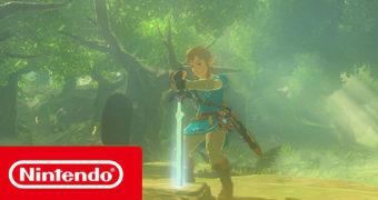 Trailer DLC per Zelda Breath of the Wild