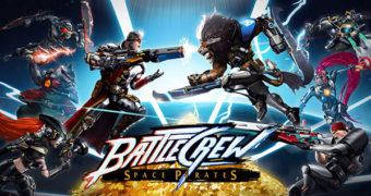 Trailer per  Battlecrew Space Pirates