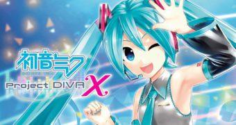 Trailer per Hatsune Miku: Project Diva X
