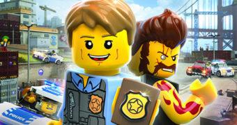 Trailer per LEGO CITY Undercover