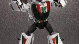 """Tuoni, fulmini e """"Saetta"""" Transformers Wheeljack 2014 MP"""