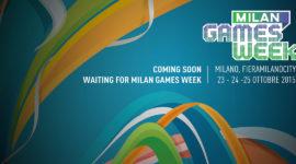 Tutti i giochi in anteprima della Milan Games Week