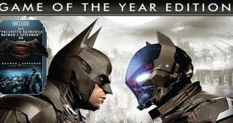 Una data per Batman Arkham Knight Game of the Year Edition