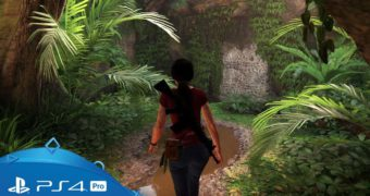 Video gameplay per Uncharted: The Lost Legacy