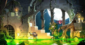 Wonder Boy: The Dragon's Trap anche su Switch