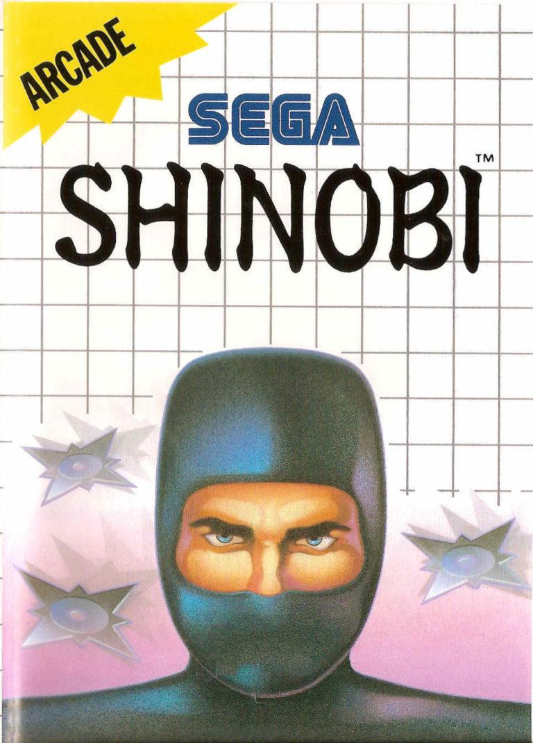 Retro Weekend: Shinobi