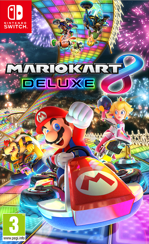 Nuovo aggiornamento per Mario Kart 8 Deluxe