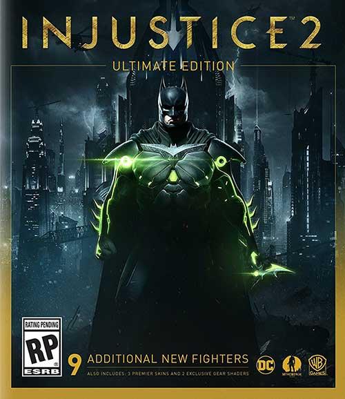 Injustice 2: Atom si mostra in video