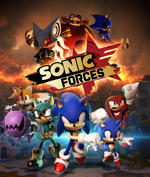 Sonic Forces – Troppi esperimenti per il porcospino blu