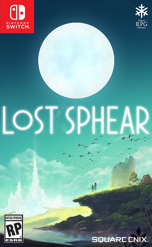 Lost Sphear – Un gioco di ruolo vecchio stile