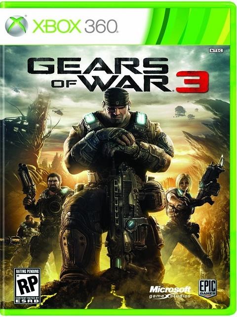 Gears of War 3: Single Player