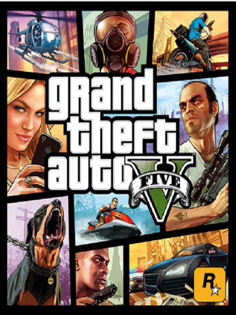Grand Theft Auto V (PS4, Xbox One)