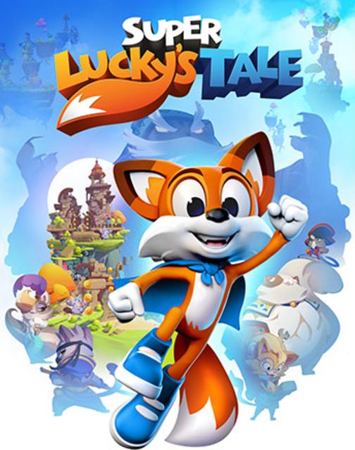 Super Lucky'sTale – La volpe di Microsoft sfida tutti