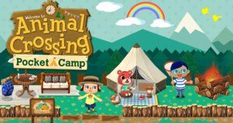 Animal Crossing: Pocket Camp apparso per poco tempo su App Store