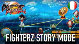 DRAGON BALL FighterZ: Video Story mode in italiano