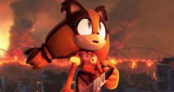 Eggman si appropria del Canale Twitter di Sonic