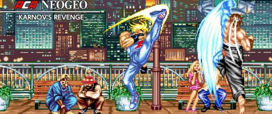 Karnov's Revenge – Il vero rivale di Street Fighter 2