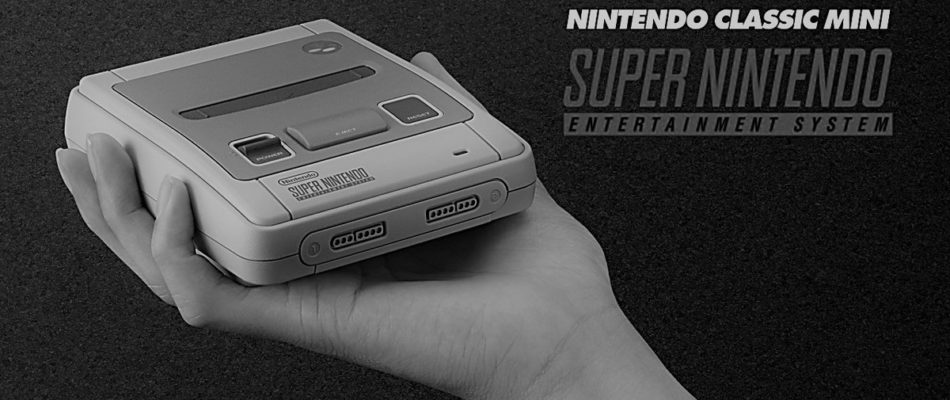 SNES Classic Mini – i giochi che avrei voluto