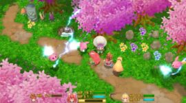 Secret of Mana: 10 minuti di video per il remake