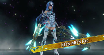 Xenoblade Chronicles 2 – KOS-MOS Re in video