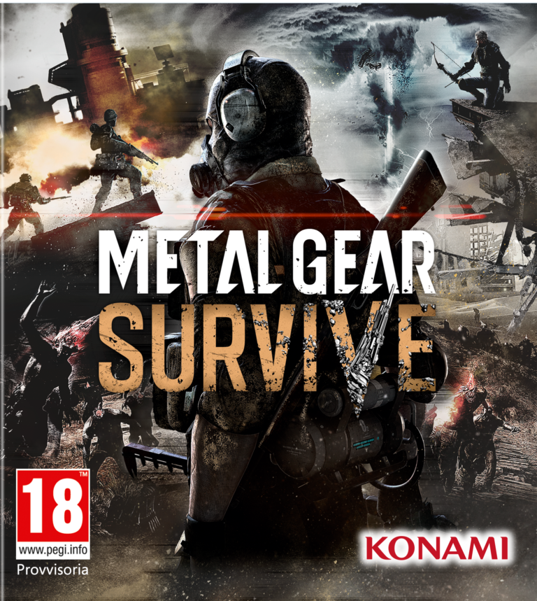 Metal Gear Survive – La tomba di una serie gloriosa