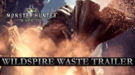 Monster Hunter: World – Nuovi trailer