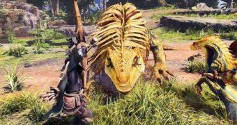 Monster Hunter: World – Nergigante Showdown