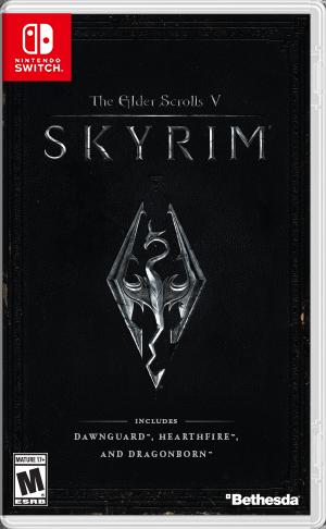 Skyrim – I draghi invadono Switch