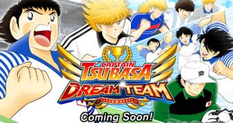 La campagna di lancio di Captain Tsubasa: Dream team inizia oggi!