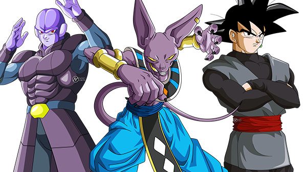 Dragon Ball FighterZ – Arrivano Beerus, Hit e Black Goku