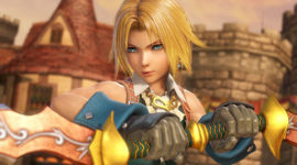 Dissidia Final Fantasy NT mostra Zidane e Tidus