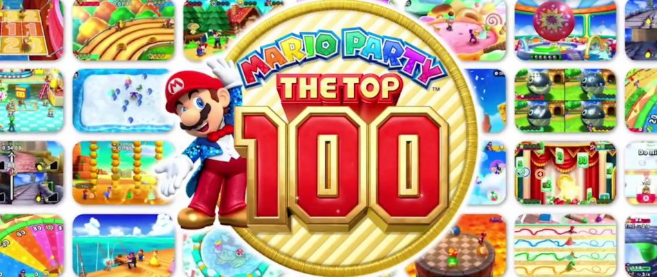 Mario Party: The Top 100 – La sagra del reciclo per Natale