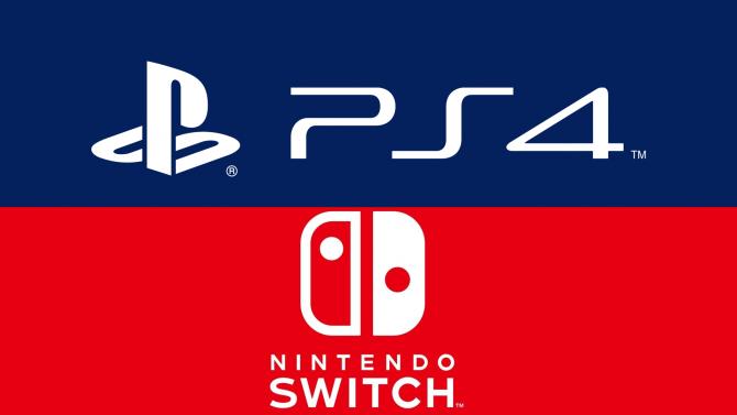 Vendite Giappone: Switch a 2,5 milioni e PlayStation 4 a 5,5 milioni