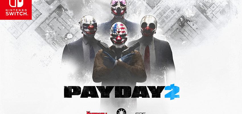 PayDay 2 esce il 23 febbraio su Switch