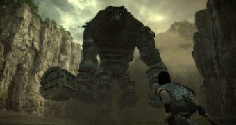 Shadow Of The Colossus: Ecco 15 minuti del remake
