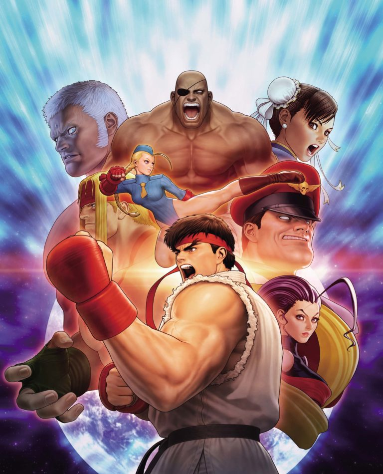 Tutto su Street Fighter 30th Anniversary Collection