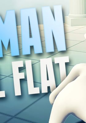 Human: Fall Flat – Più bianco non si può