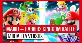 Mario + Rabbids Kingdom Battle: Versus Mode in arrivo domani