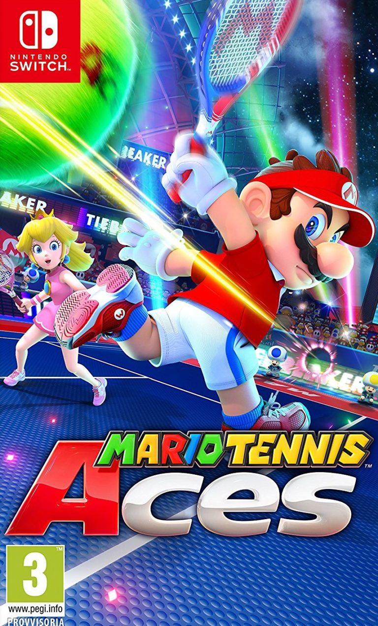 Mario Tennis Aces – Recensione di un titolo sorprendente