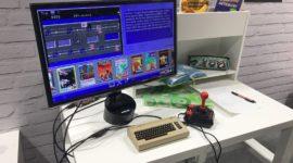 The C64 Mini sarà disponibile dal 29 Marzo 2018