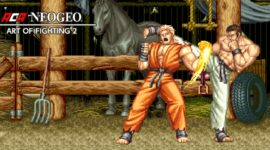 Art of Fighting 2 – Strappiamo magliette anche su Switch