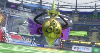 Pokken Tournament DX:  Aegislash in video